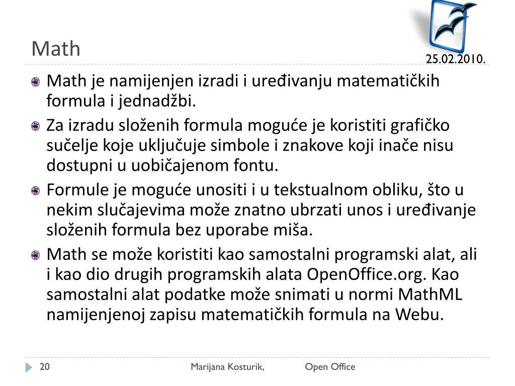 PPT - Open Office PowerPoint Presentation - ID:4842297