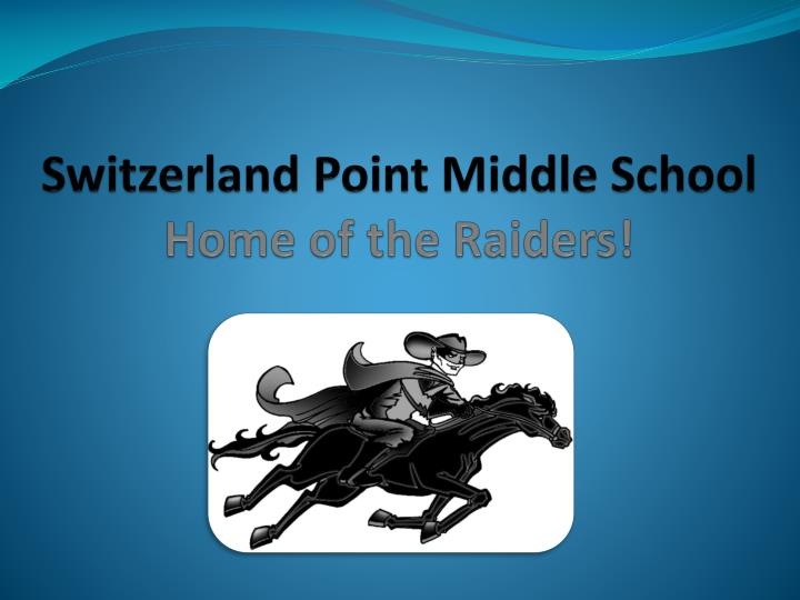 switzerland point middle school home of the raiders n.