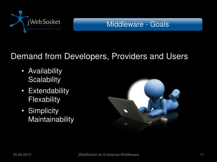 Middleware - Goals