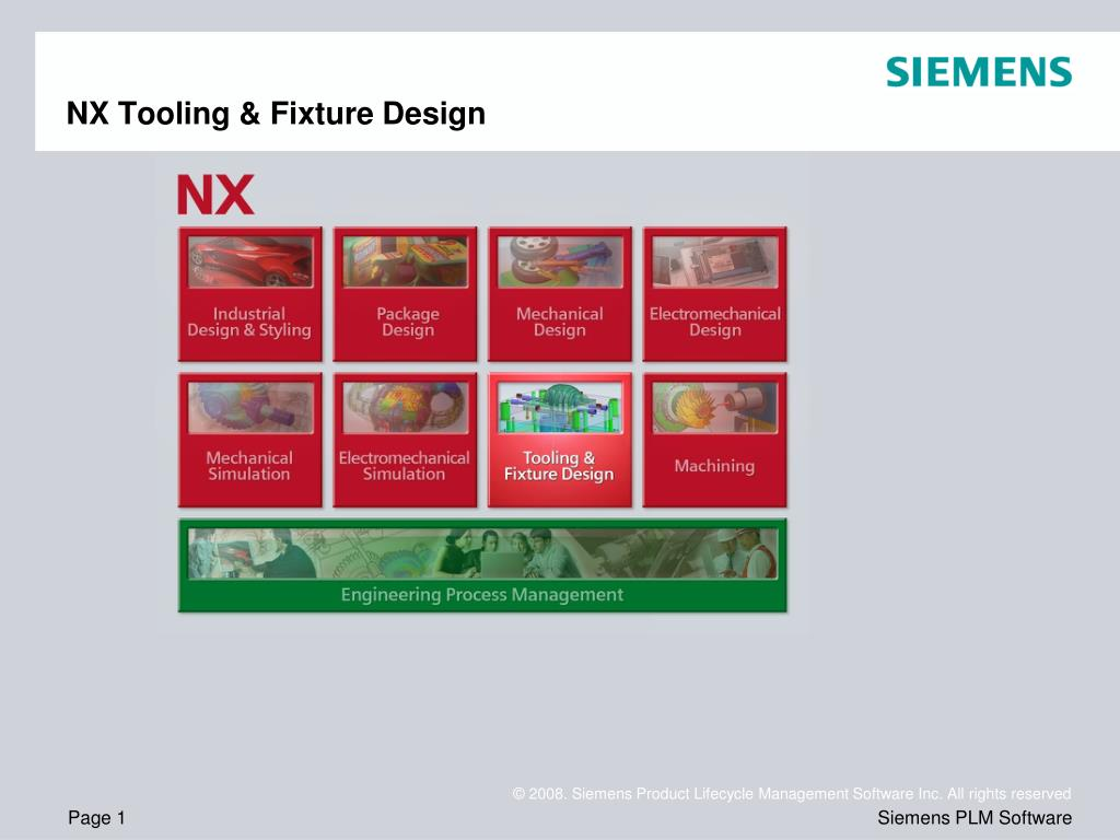 PPT - NX Tooling & Fixture Design PowerPoint Presentation - ID:4844121