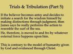 trials tribulation part 517