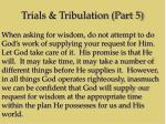 trials tribulation part 519