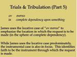 trials tribulation part 57