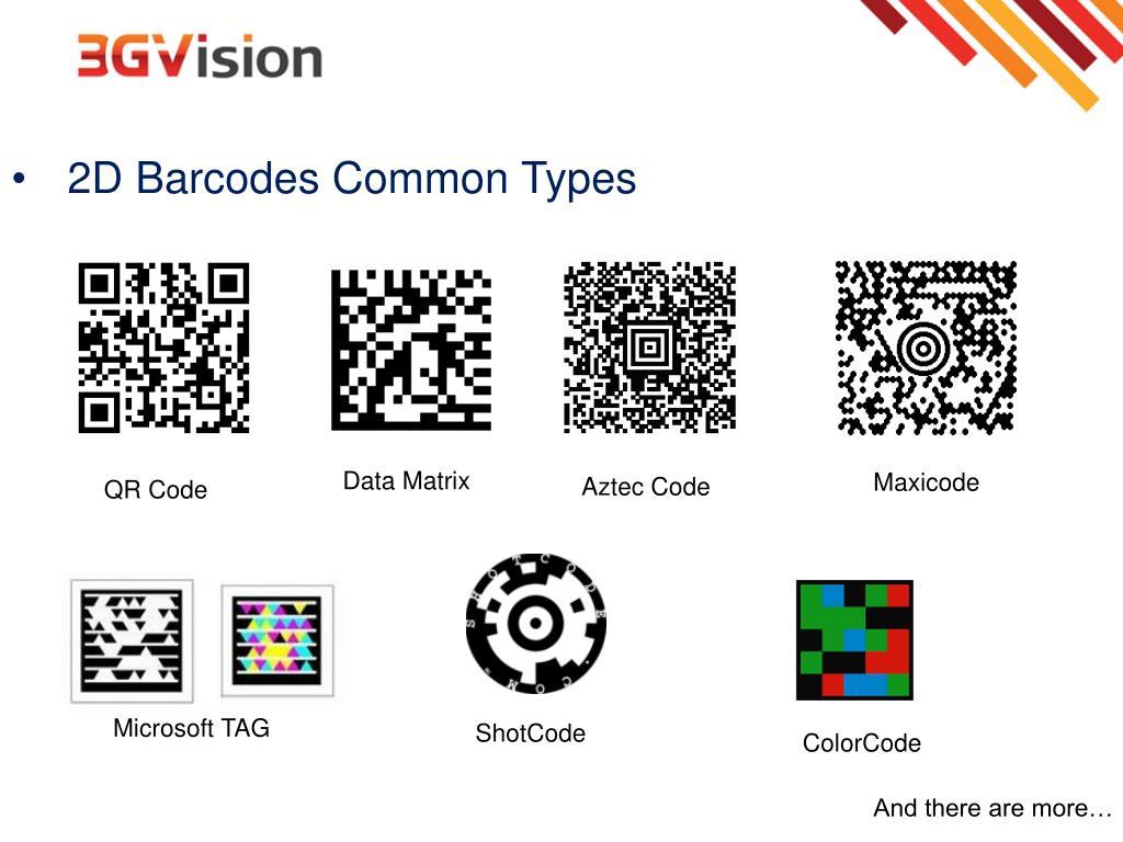 PPT - QR Codes PowerPoint Presentation - ID:4844368