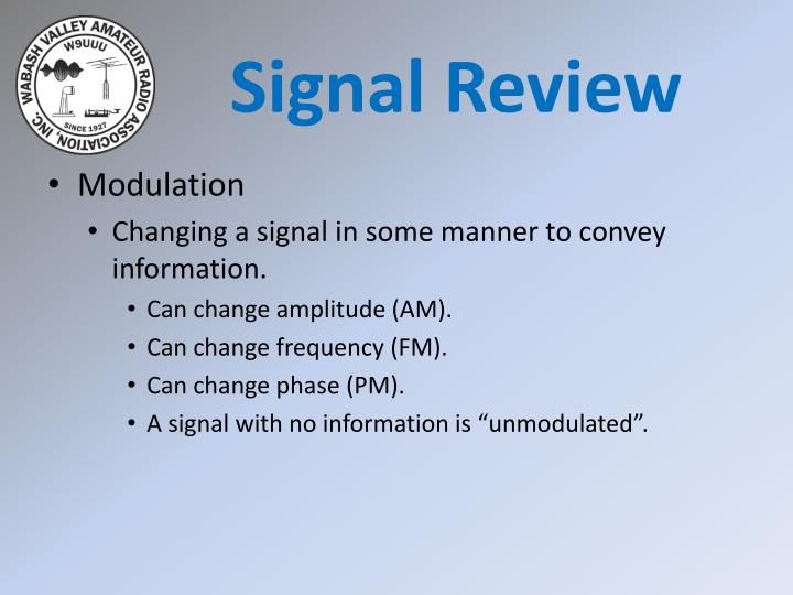 Signal review1