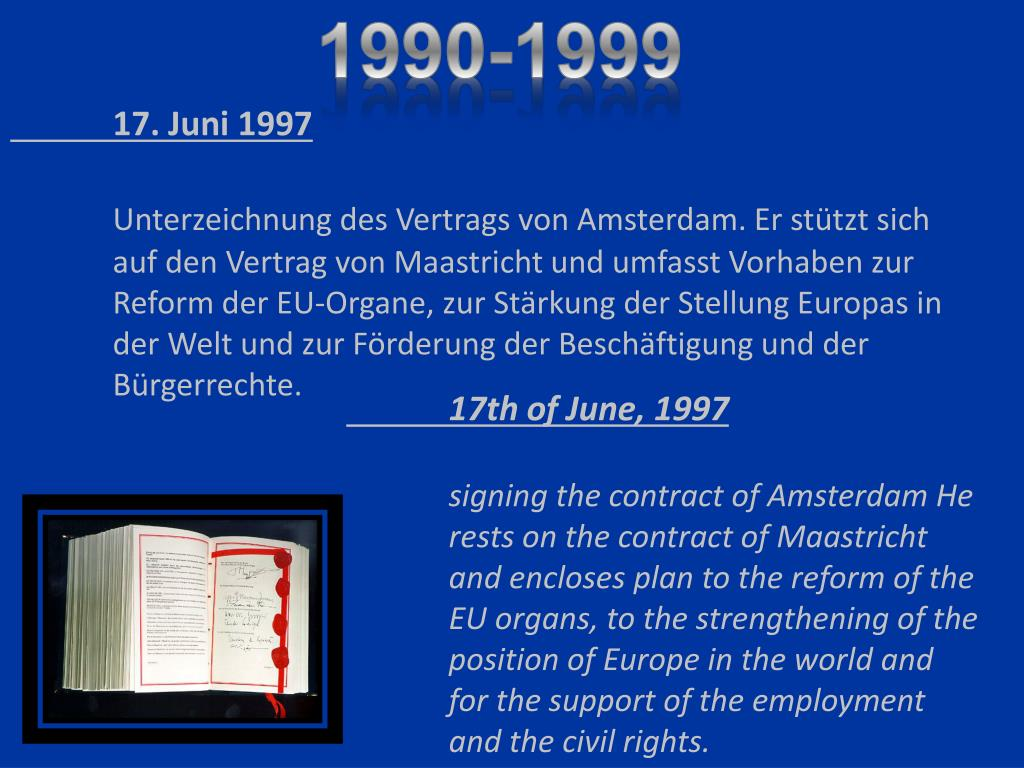 Maastrichter Vertrag Download