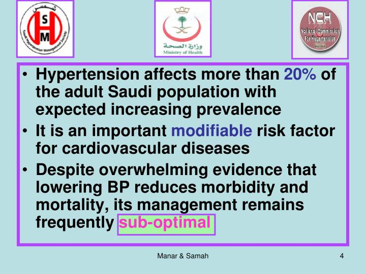 Hypertension affects more than