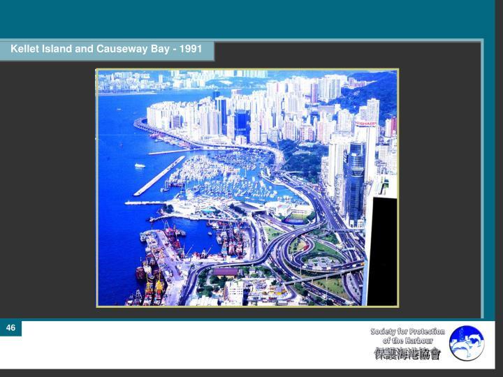 Kellet Island and Causeway Bay - 1991