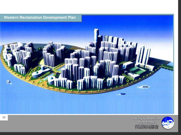 Western Reclamation Development Plan