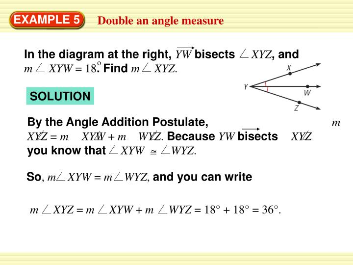In the diagram at the right,