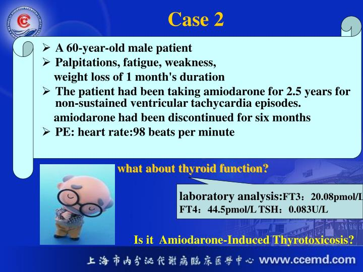 what about thyroid function?