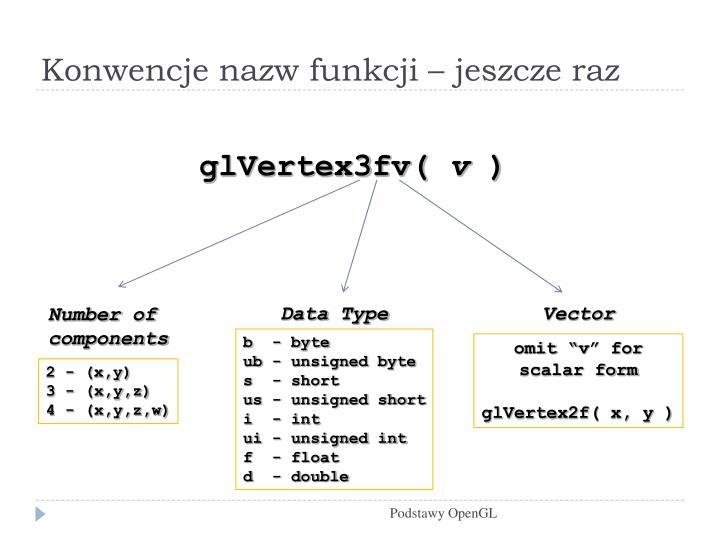 glVertex3fv(