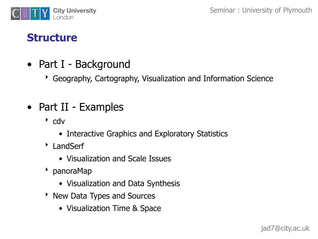 PPT - Geovisualization PowerPoint Presentation - ID:4847184