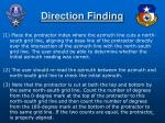 direction finding