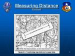 measuring distance continued