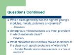 questions continued4