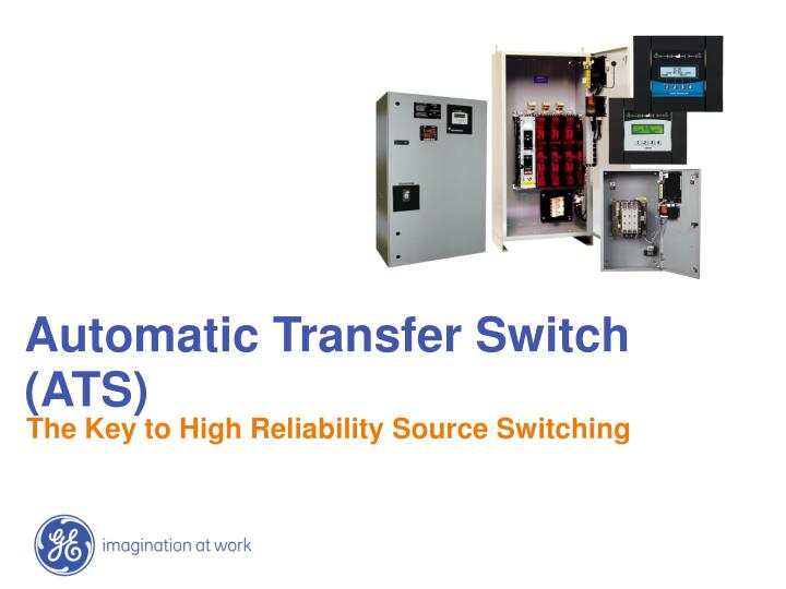 automatic transfer switch ats n.