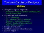 tumores cardiacos benignos1