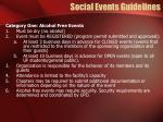 social events guidelines1