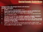 social events guidelines2
