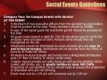 social events guidelines3