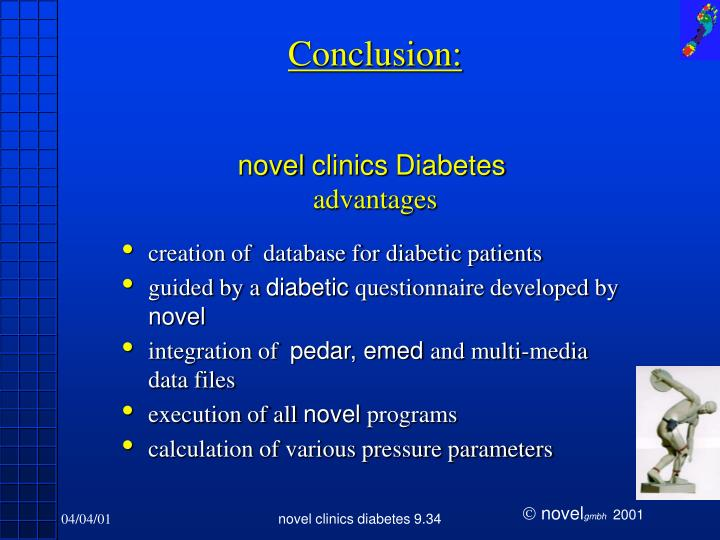 creation of  database for diabetic patients