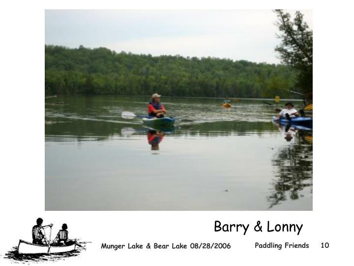 Barry & Lonny
