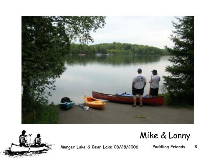 Mike lonny