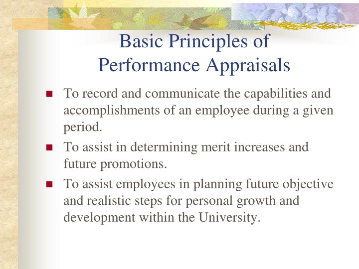 performance appraisal and promotion practices Promotion and performance evaluation practices on employee performance a questionnaire has been adapted for this study from the research article of shezad et al(2008.