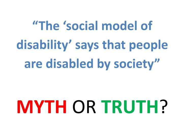 """The 'social"