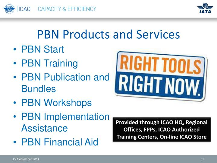 PBN Products and Services