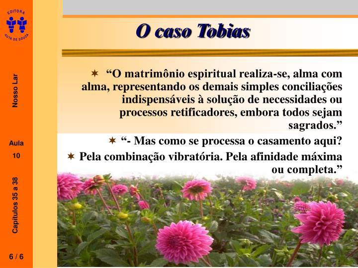 O caso Tobias
