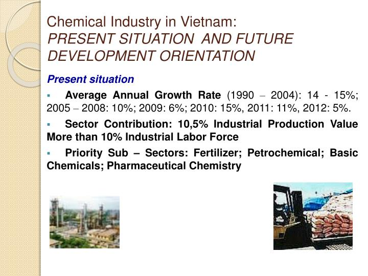 Chemical Industry in Vietnam: