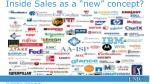 inside sales as a new concept