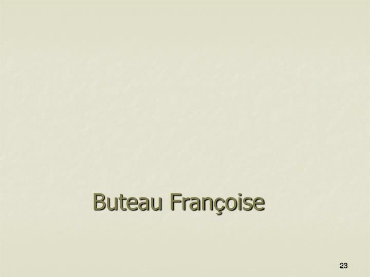 Buteau Fran