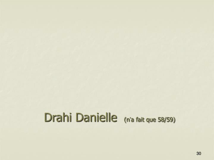 Drahi Danielle