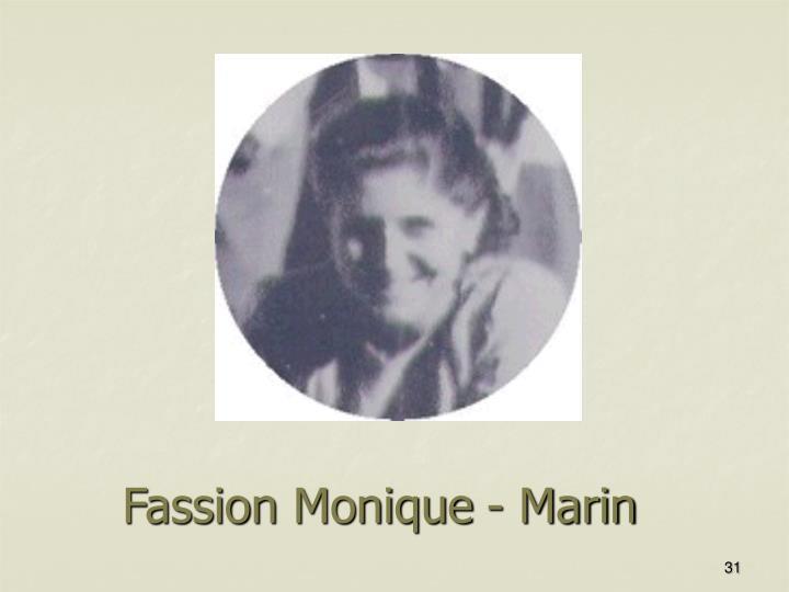 Fassion Monique