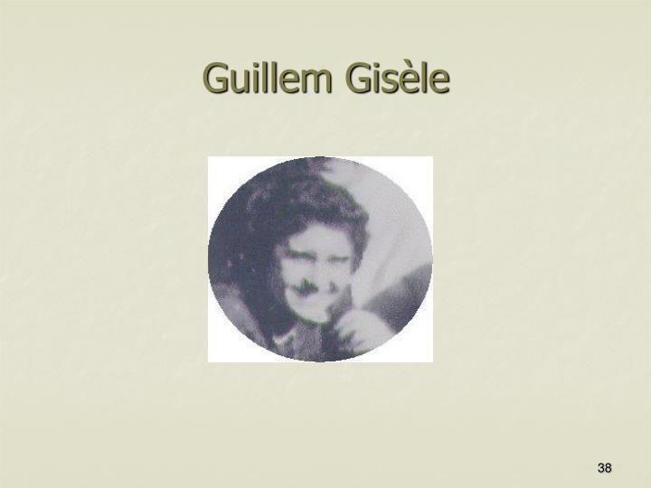 Guillem Gisèle