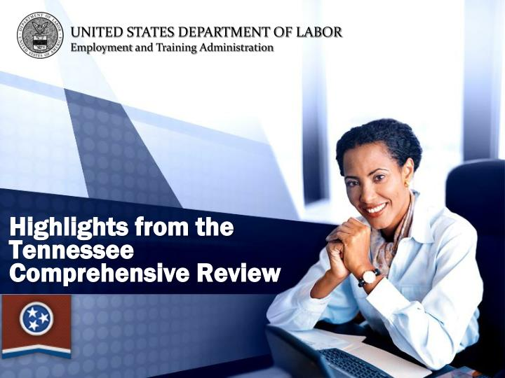 highlights from the tennessee comprehensive review n.