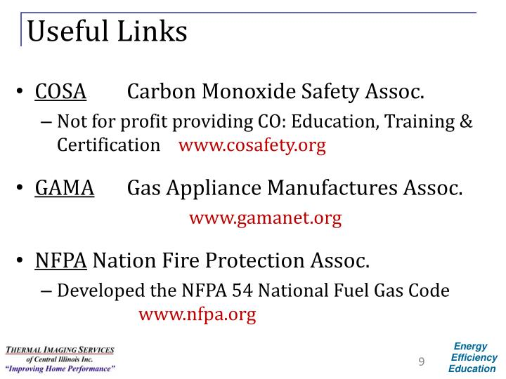Ppt Combustion Safety Testing Powerpoint Presentation