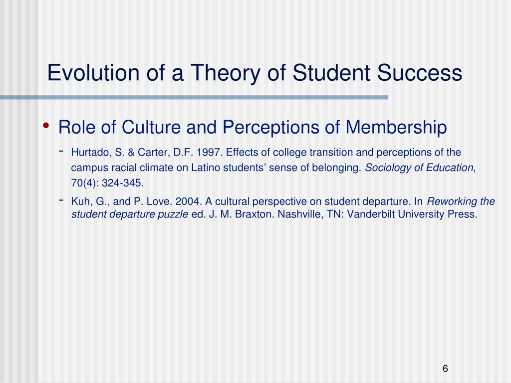 PPT - Theoretical Underpinnings and Research PowerPoint
