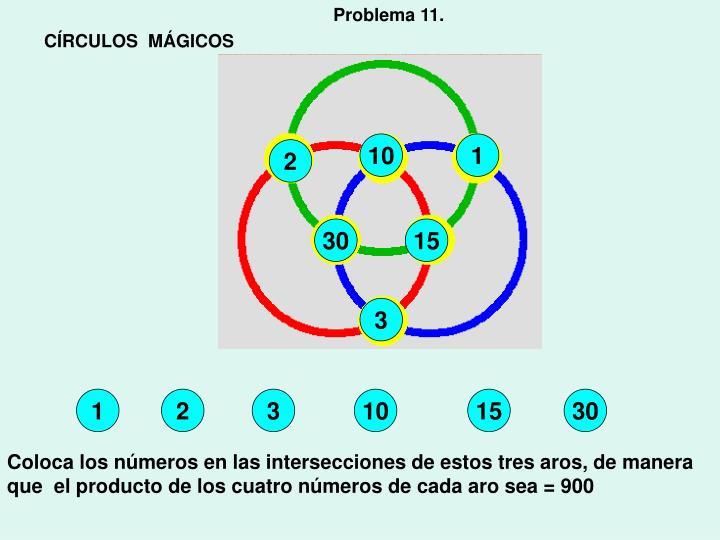 Problema 11.