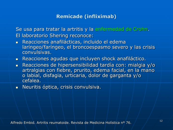 Remicade (infliximab)