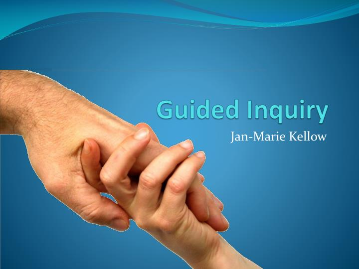 guided inquiry n.