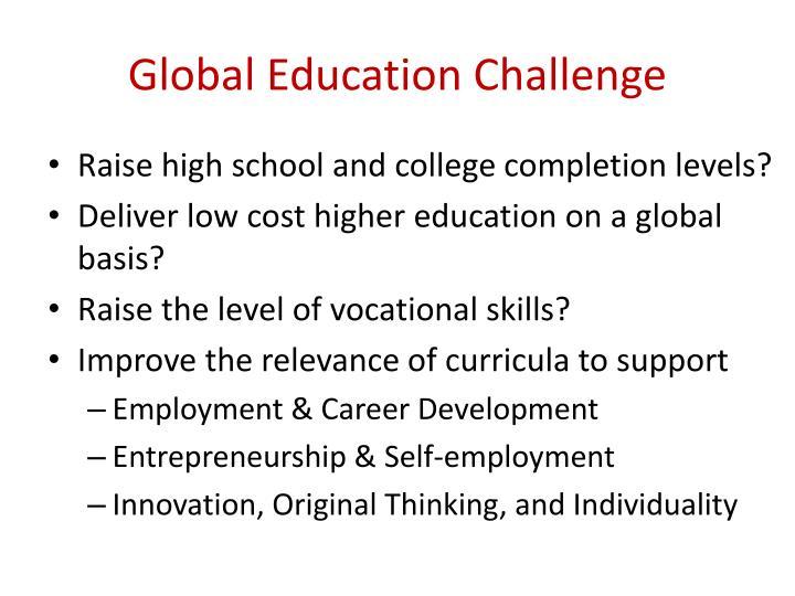 Global Education Challenge