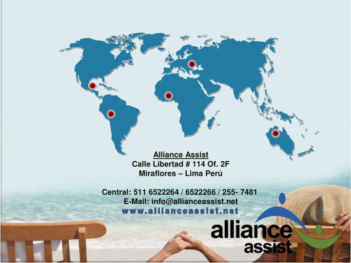 Alliance Assist