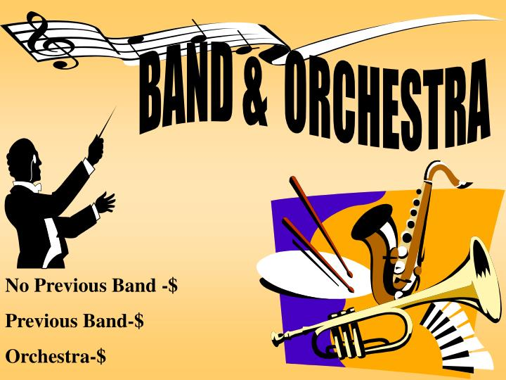 No Previous Band -$