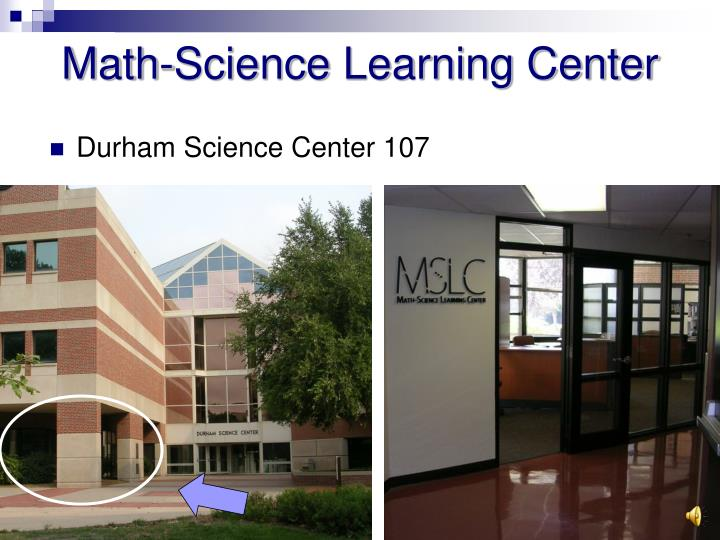 math science learning center n.