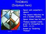 5 thomas didymus twin