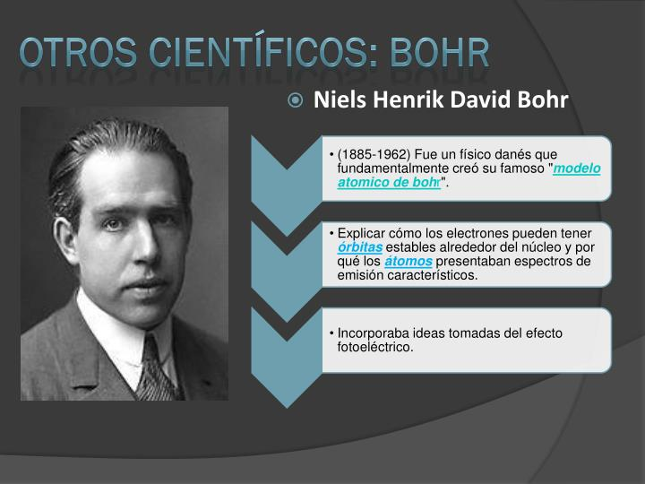 a biography of niels hendrik david bohr a scientist Niels bohr has been described as one of the most influential scientists of the 20th century in 1922, bohr was awarded the nobel prize in physics for his services in the investigation of the structure of atoms and of the radiation emanating from them bohr's institute served as a focal point for.